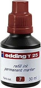 edding T25 007 ink bottle brown, 30ml (4-T25007)