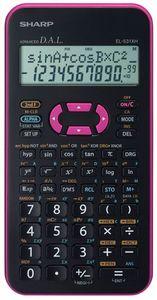 Sharp EL-531XHPK pink