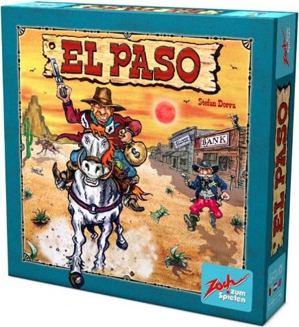 El Paso -- via Amazon Partnerprogramm