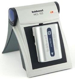 Hähnel MCL-103 Ladegerät für Canon (1000 250.1)