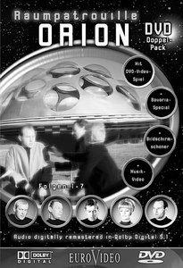 Raumpatrouille Orion (2 DVDs)