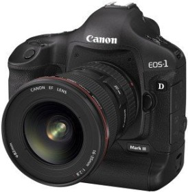 Canon EOS 1D Mark III schwarz Gehäuse (1888B009)