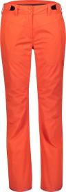Scott Ultimate Dryo 10 Skihose lang grenadine orange (Damen) (272535-6314)