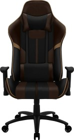 Thunder X3 BC3 BOSS Gamingstuhl Coffee Black Brown, schwarz/braun