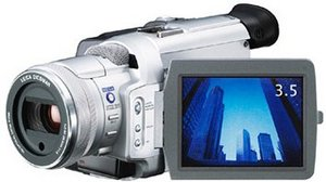 Panasonic NV-MX500 silver