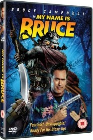 My Name Is Bruce (Special Editions) (DVD) (UK)