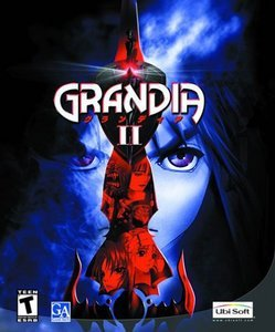 Grandia 2 (English) (PS2)