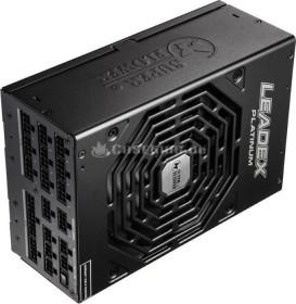 Super Flower Leadex Platinum schwarz 1600W ATX 2.3 (SF-1600F14HPIIIBKPPP)