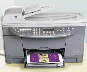 HP OfficeJet 7110, Tinte (C8390A)