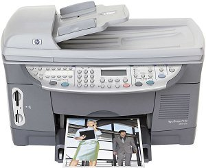 HP OfficeJet 7130, Tinte (C8389A)