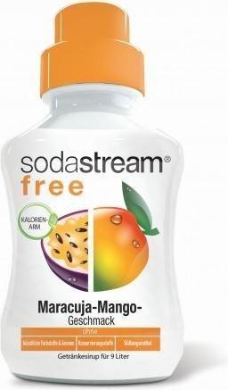 bda2495ac11f SodaStream Free passion fruit-mango, 375ml syrup starting from ...