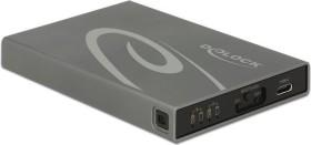 DeLOCK 2x mSATA, USB-C 3.1 (42590)