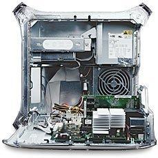 Apple PowerMac G4, 733MHz, 128MB RAM, 40GB HDD, CD-RW (M8359x/A)