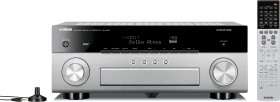 Yamaha RX-A870 AV-Receiver titan<br>TV & audio > HiFi & audio > HiFi Building Blocks > HiFi Receiver Offer from Euronics Kutsch