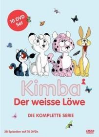 Kimba - Der weiße Löwe Box