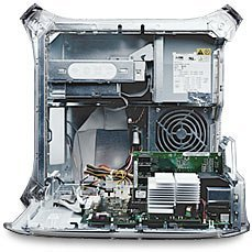 Apple PowerMac G4, 867MHz, 128MB RAM, 60GB HDD, SuperDrive (M8360x/A)