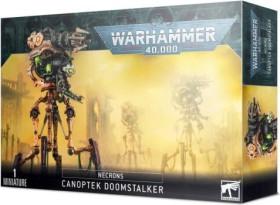 Games Workshop Warhammer 40.000 - Necrons - Kanoptech-Dominatorschreiter (99120110045)