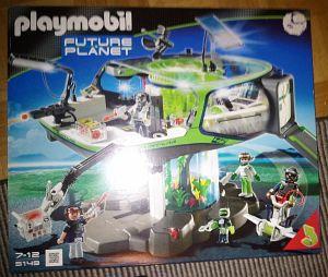 playmobil - Future Planet - E-Rangers Future Base (5149) -- Dieses Bild wurde uns freundlicherweise von einem User zur Verfügung gestellt