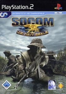 SOCOM - US Navy Seals (niemiecki) (PS2)