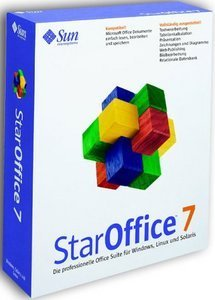 Sun Star Office 7.0 (PC)