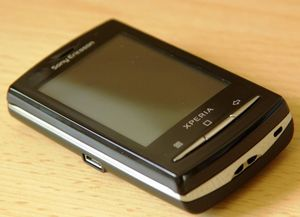 3 Sony Ericsson Xperia X10 mini pro (various contracts) -- ©TarifAgent.com