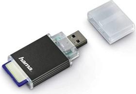 Hama single-slot-Card Readers, USB-A 3.0 [plug] (00124024)