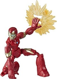Hasbro Marvel Bend and Flex Iron Man (E7870)