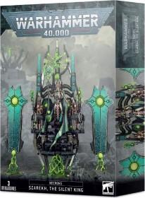 Games Workshop Warhammer 40.000 - Necrons - Szarekh, der Silent King (99120110047)