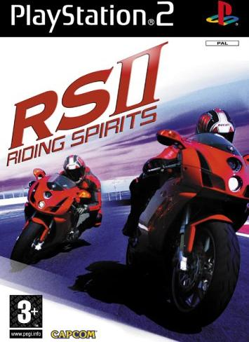 Riding Spirits 2 (German) (PS2) -- via Amazon Partnerprogramm