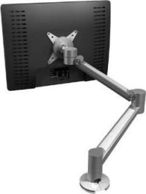 Dataflex ViewLite Plus Monitor Arm 622, silver/white (58.622)