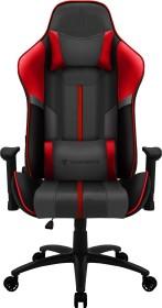 Thunder X3 BC3 BOSS Gamingstuhl Fire Grey Red, grau/rot