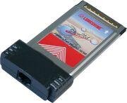 Longshine LCS-8539TXN, 1x 100Base-TX, Cardbus