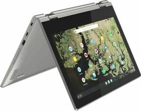 Lenovo Chromebook C340-11 Platinum Grey, Celeron N4000, 4GB RAM, 64GB SSD (81TA000HGE)