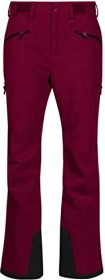 Bergans Oppdal Insulated Skihose beet red (Damen) (6147-13021)