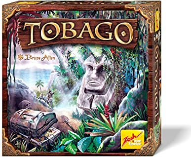 Tobago -- via Amazon Partnerprogramm
