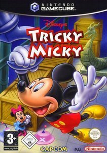 Disney`s Tricky Micky (deutsch) (GC)