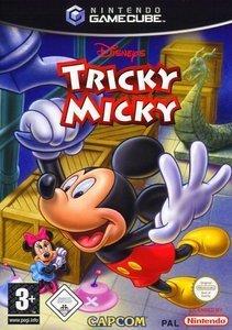 Disney`s Tricky Micky (German) (GC)