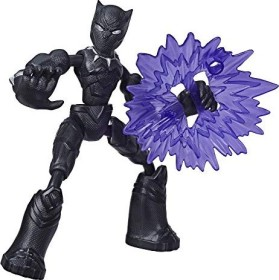 Hasbro Marvel Bend and Flex Black Panther (E7868)