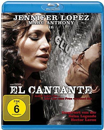 El Cantante (Blu-ray) -- via Amazon Partnerprogramm
