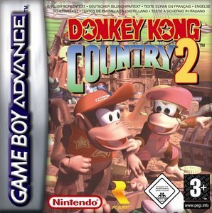 Donkey Kong Country 2 (GBA)