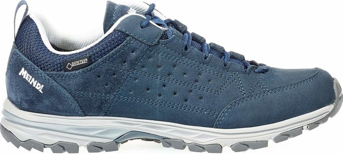 Meindl Durban Dame GTX Frauen-Walking-Schuhe, Meerblau/Meerblau38.5