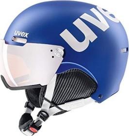 UVEX Hlmt 500 Visor Helm cobalt/white mat