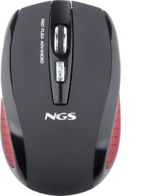 NGS Flea Advanced Wireless Mouse rot, USB (NGS-MOUSE-0747)