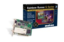 Matrox Mystique Rainbow Runner TV