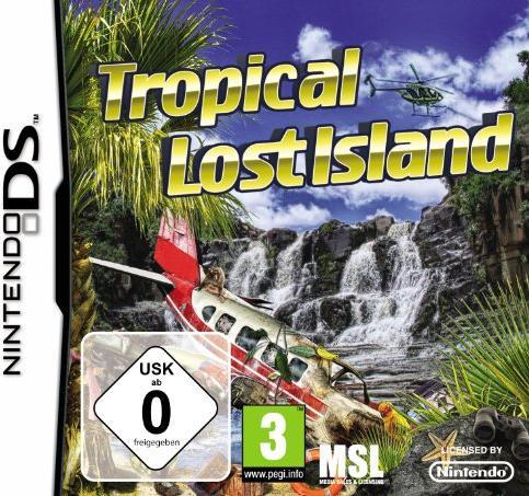 Tropical Lost Island (deutsch) (DS) -- via Amazon Partnerprogramm