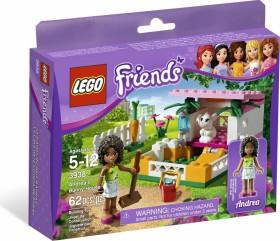 LEGO Friends - Andrea's Bunny House (3938)