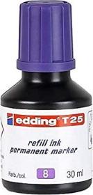 edding T25 008 ink bottle purple, 30ml (4-T25008)