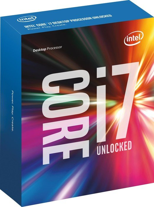 Intel Core i7-6700K, 4x 4.00GHz, boxed without cooler (BX80662I76700K)