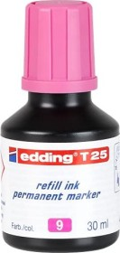 edding T25 009 ink bottle pink, 30ml (4-T25009)
