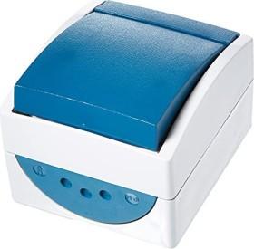 Busch-Jaeger Ocean Wippschalter, grau/blaugrün (2601/6 W-53)
